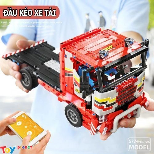 Xếp Hình Muscle Truck Mould King 15003 ( 839 pcs)