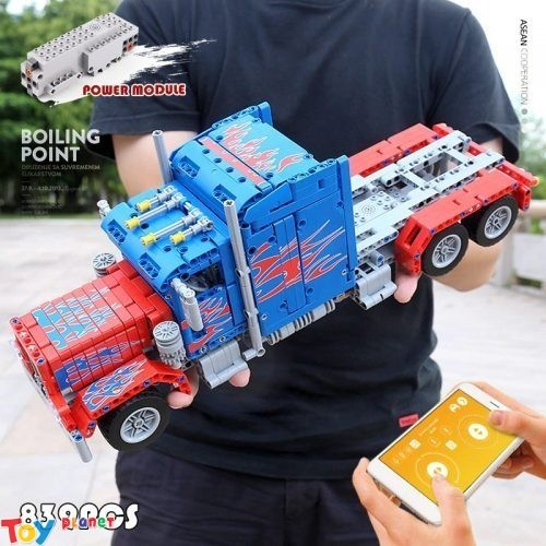 Xếp Hình Muscle Truck Mould King 15001( 839 pcs)
